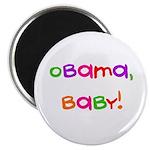 Obama, Baby! Magnet