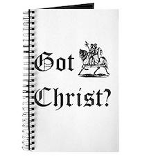 Got Christ? #3 Journal