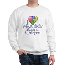 My Autistic Grandchildren Sweatshirt