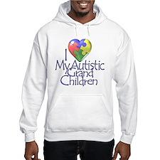 My Autistic Grandchildren Hoodie