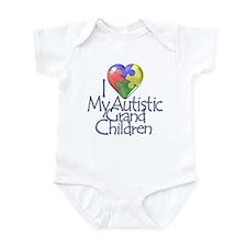 My Autistic Grandchildren Infant Bodysuit