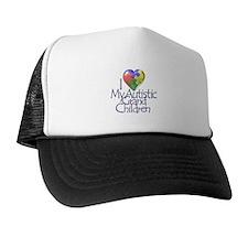 My Autistic Grandchildren Trucker Hat