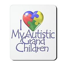 My Autistic Grandchildren Mousepad
