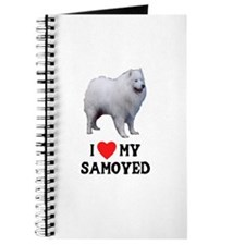 I Love My Samoyed Journal
