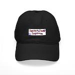 Teacher Black Cap