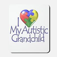 My Autistic Grandchild Mousepad