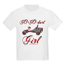 Go-Go-Kart Girl T-Shirt