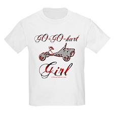 Go-Go-Kart Girl T-Shirt