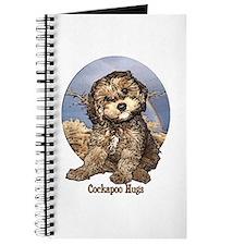 Starlo's Sugar 'n' Spice Cockapoo Hugs Journal