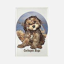 Starlo's Sugar 'n' Spice Cockapoo Hugs Rectangle M