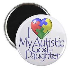 My Autistic GodDaughter Magnet