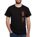 Crna Gora Stamp Dark T-Shirt
