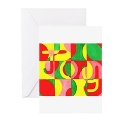 Joy Holiday Greeting Cards (Pk of 10)