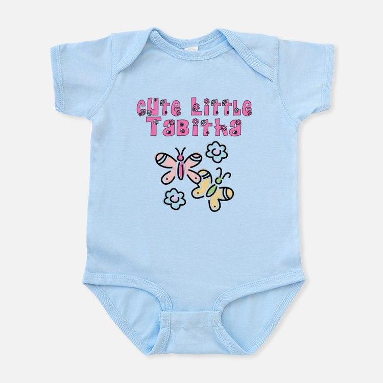 Cute Little Tabitha Infant Bodysuit