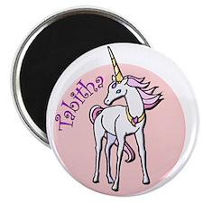Tabitha Unicorn Magnet