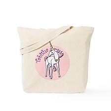 Tabitha Unicorn Tote Bag