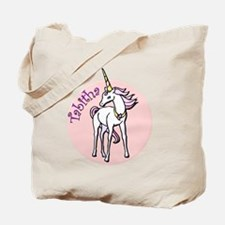 Tabitha Unicorn Tote Bag
