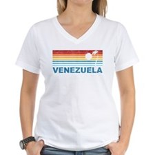 Retro Venezuela Palm Tree Shirt