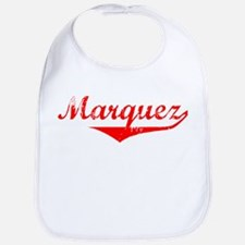Marquez Vintage (Red) Bib