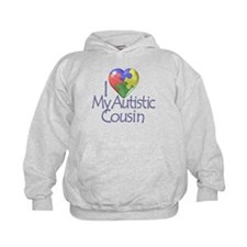 My Autistic Cousin Hoodie