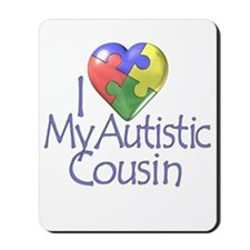 My Autistic Cousin Mousepad