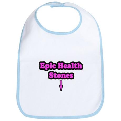 Epic Health Stones Bib