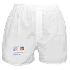 Don't Rain on Isabelle's Para Boxer Shorts