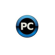 PCLinuxOS Mini Button (100 pack)