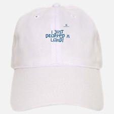 I just dropped a load! Baseball Baseball Cap