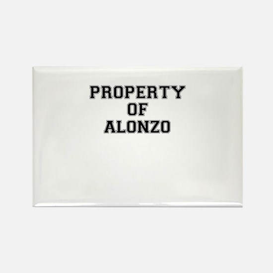 Property of ALONZO Magnets