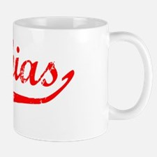 Mathias Vintage (Red) Mug