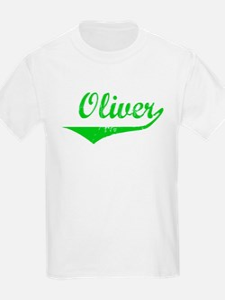 Oliver Vintage (Green) T-Shirt