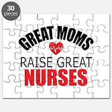 Moms Raise Nurses Puzzle