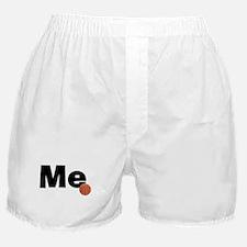 Me Basketball Boxer Shorts