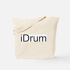 iDrum Tote Bag