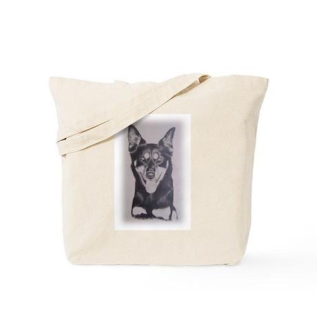 Kelpie Art Tote Bag