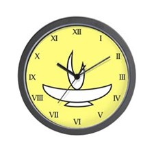 UU Chalice Wall Clock