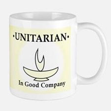 """Unitarian In Good Company"" Mug"