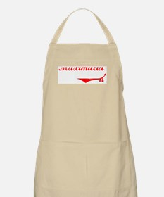 Maximillian Vintage (Red) BBQ Apron