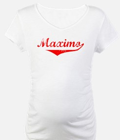 Maximo Vintage (Red) Shirt