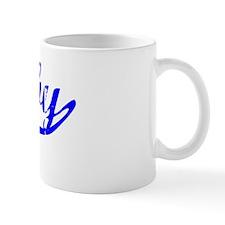 Coby Vintage (Blue) Mug