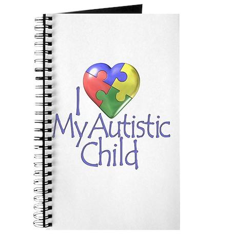 My Autistic Child Journal