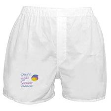 Don't Rain on Laura's Parade Boxer Shorts