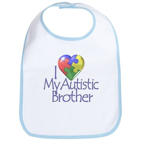 My Autistic Brother Bib