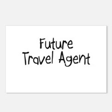 Future Travel Agent Postcards (Package of 8)