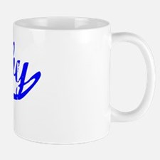 Colby Vintage (Blue) Small Small Mug