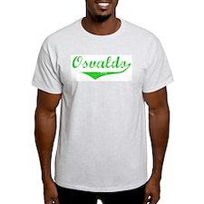 Osvaldo Vintage (Green) T-Shirt