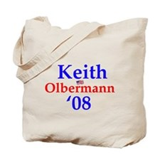 Keith olbermann Tote Bag