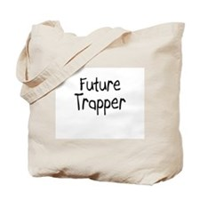 Future Trapper Tote Bag