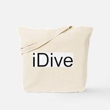 iDive Tote Bag